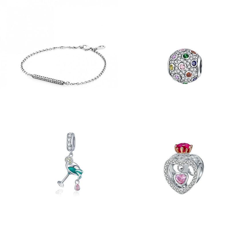 Biżuteria z kamieniami syntetycznymi i cyrkoniami